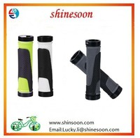 2014 bicycle handlebar grip, bicycle spare parts, RUBBER & PLASTIC bike grip