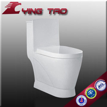 P-trap ivory sanitary ware toilet 98280