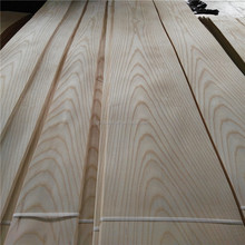 Natural American White Ash wood veneer manufacturer