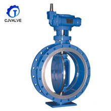 Ansi Class 300 Cast Steel Wcb Flange Butterflying Valve