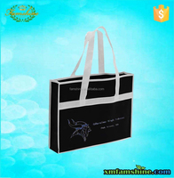 recycle nonwoven packaging bag/nonwoven grocery bag