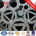 steel galvanized transmission tower 66kv