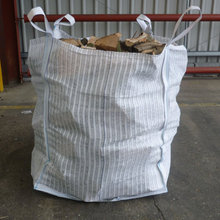 hot sale factory supply cheap price 100% PP ventilated jumbo bag for wood