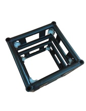 Low price 220*220mm aluminum black truss