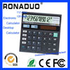 plastic solar calculator pocket & desktop mini calculator bottom price mini big size calculator