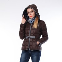 New Style Factory Directly Provide Foldable Women Down Winter Jacket