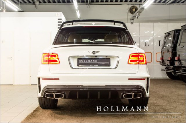 New Car BENTLEY BENTAYGA W12 PETROL CAR STANDARD