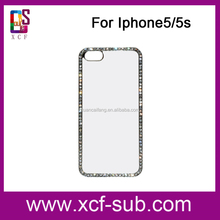 For Iphone Rhinestone transfer Mobile phone cover