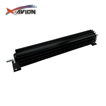 "15"" Satin Aluminum Finned Dual Pass Tube Transmission Cooler,Finned Transmission Oil Cooler"