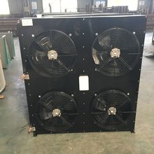 China hot sale copper tube air cooled condenser for condensing unit