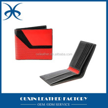 PU material wholesale price man leather wallet