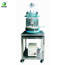 5000ML Large capacity photocatalysis reactor with Ultra low temperature(-20-RT) TPRC-5000ML