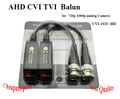 AOST High Definition UTP 1 channel passive HD CVI TVI ahd video balun connector
