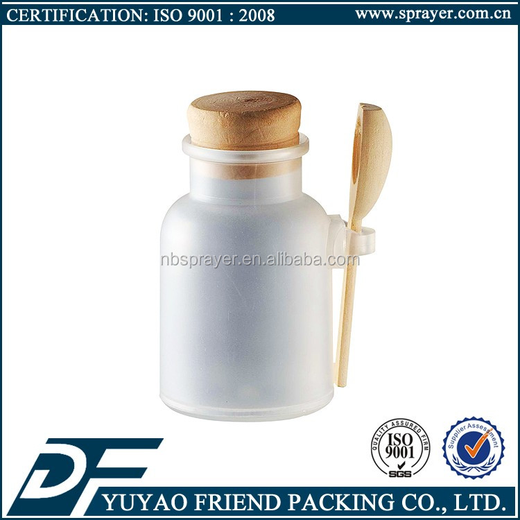 100g 200g 300g bath salt bottle,cosmetics container
