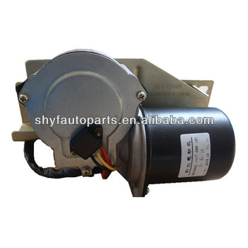 Man TGA Truck Parts Best Performance Windscreen Wiper Motor 60W 24V