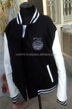 Wool And Leather Baseball Varsity Jacket, USA Varsity Jacket, Supplier Varsity Jacket from Pakistan,
