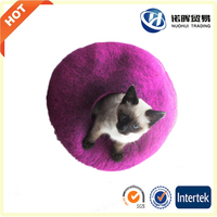 Animal accessories supplier Latest desgin Beautiful Fancy pet bed warmer