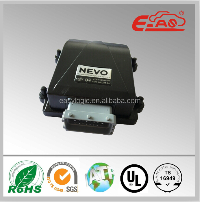 CNG LPG gas conversion kit ECU