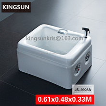 610*480MM Foot washing barrel Acrylic foot Bath basin