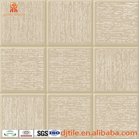 200X200mm 3X3 Square pattern tiles for wall decoration