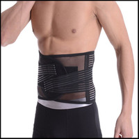 Aofeite Lumbar Lower Back Brace Strain Sprain Pain Relief Muscle Spine Support