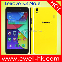 Original China Brand Lenovo K3 Note 4G LTE Smartphone Android 5.0 Lollipop MTK6752 Octa Core 5.5 Inch FHD 2GB 16GB 13MP Unlocked