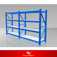 steel furniture 3 tier cheap corner shelf/shelving rack