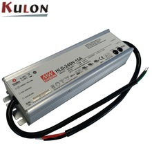 MEANWELL HLG-240H-15A Waterproof Electronic 240W 15V power integration led driver