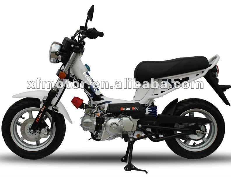 50cc EEC Mini Cub motorcycle