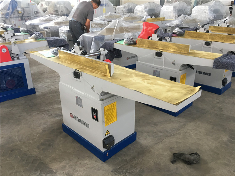 High quality wooden bench planer with good quality and best price