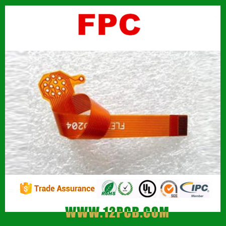 Yunjie PCB,good quality 1-2 layer flexible pcb for led