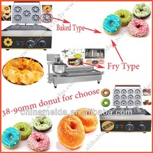 Donut Size 38-90mm Cheap Electric Industrial Automatic Commercial Baked/Fry donut machine maker 10 Models