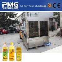 PMG hot sale edible oil filling machine / palm oil filling equipment
