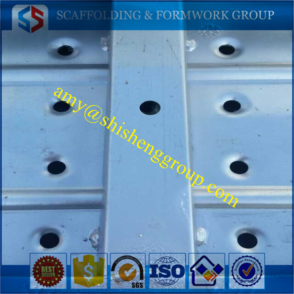 Tianjin SS Group Supplier Steel Scaffold Board Dimensions For Construction