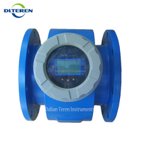 Low Cost Battery Operated Electromagnetic Water Flow Meter
