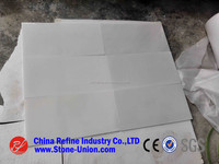 natural sichuan white marble floor tiles ,Polished pure white natural marble