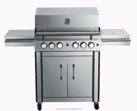 Outdoor cookingl, 4 main burners barbecue grill