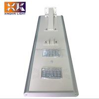 High power 50w solar auto-sensing outdoor led street light/street light with solar/solar valentine decoration light