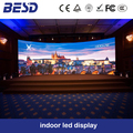 500X1000mm Pefect Display Performance Indoor Full Color Video Screen P3.91 LED Display For Stage
