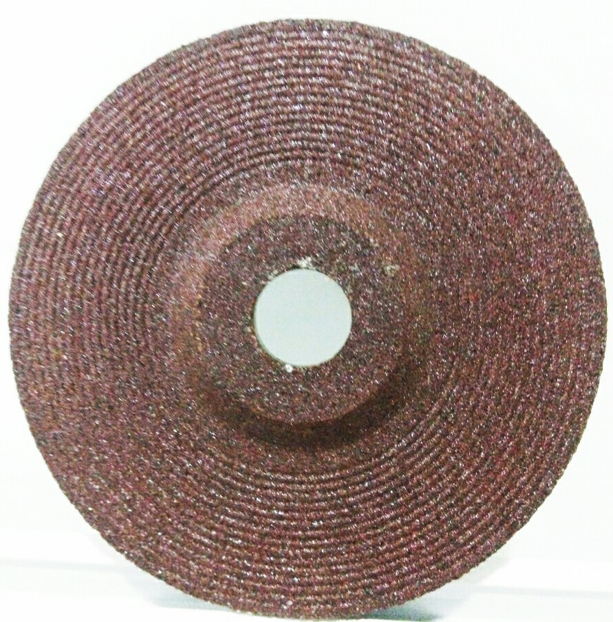 4''100x6x16mm Resin Bonded Grinding wheel for stainless steel