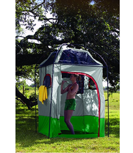 colorful free to set up privacy tent for shower room