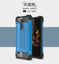 New Heavy Duty Armor TPU+PC Back Phone Case For LG Phoenix 2 Shockproof Case