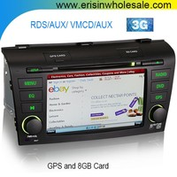 "Erisin ES7638M 7"" HD MAZDA3 2004 Car Radio CD DVD Player"