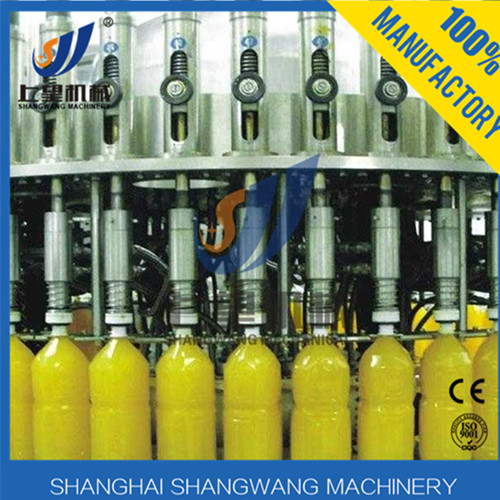 Soft drink filling and packaging machine/carbonated soft drink filling machine drinking water filling machine