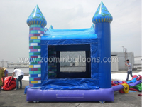 2016 Best selling air bouncer inflatable trampoline with good quailty Z1203