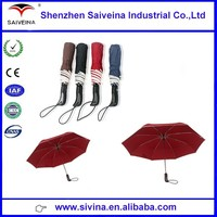 Aluminum+fiberglass frame 23inches 8K popular size with fashion design umbrella auto open and close