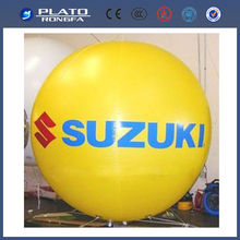hot sale bosling ball for sale / chinese baoding balls / helium ball for advertisment