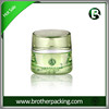 15ml plastic acrylic cream jar/cosmetic packaging/eye cream jar
