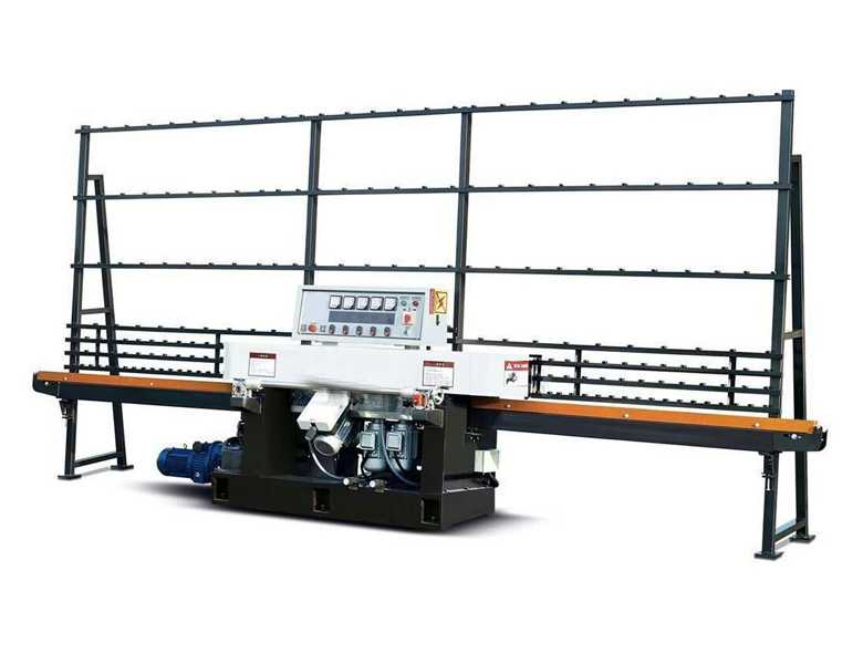 JFE-211 4 Engines Min 50x50mm small glass straight line edging and polishing machine with CE