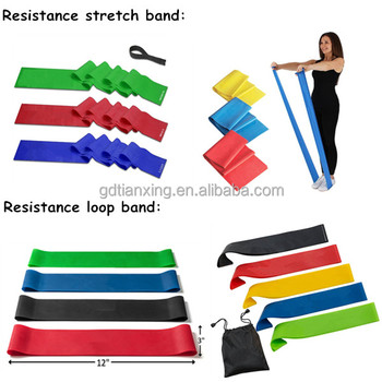 Fitness Popular Ballet Bands Resistance Band Yoga Exercise